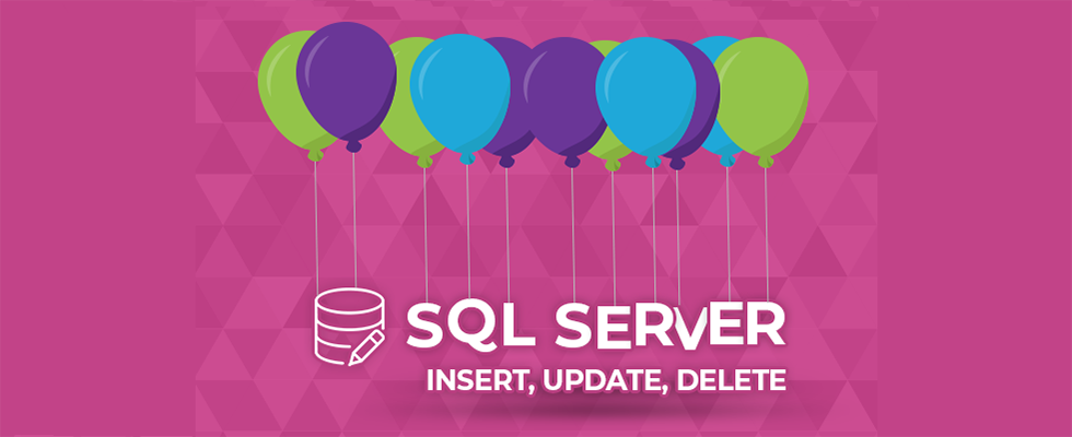 How to Insert, Update, and Delete Data in MS SQL Server by Vertabelo Team
